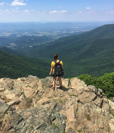 best places to go on the  APPALACHIAN TRAIL