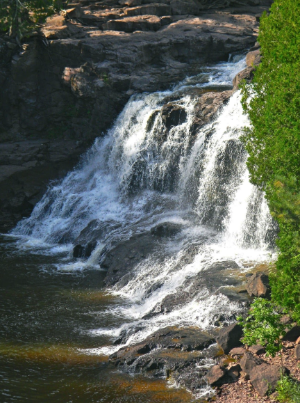 Picture from CASTLE DANGER AND GOOSEBERRY FALLS (Hiking Trail)
