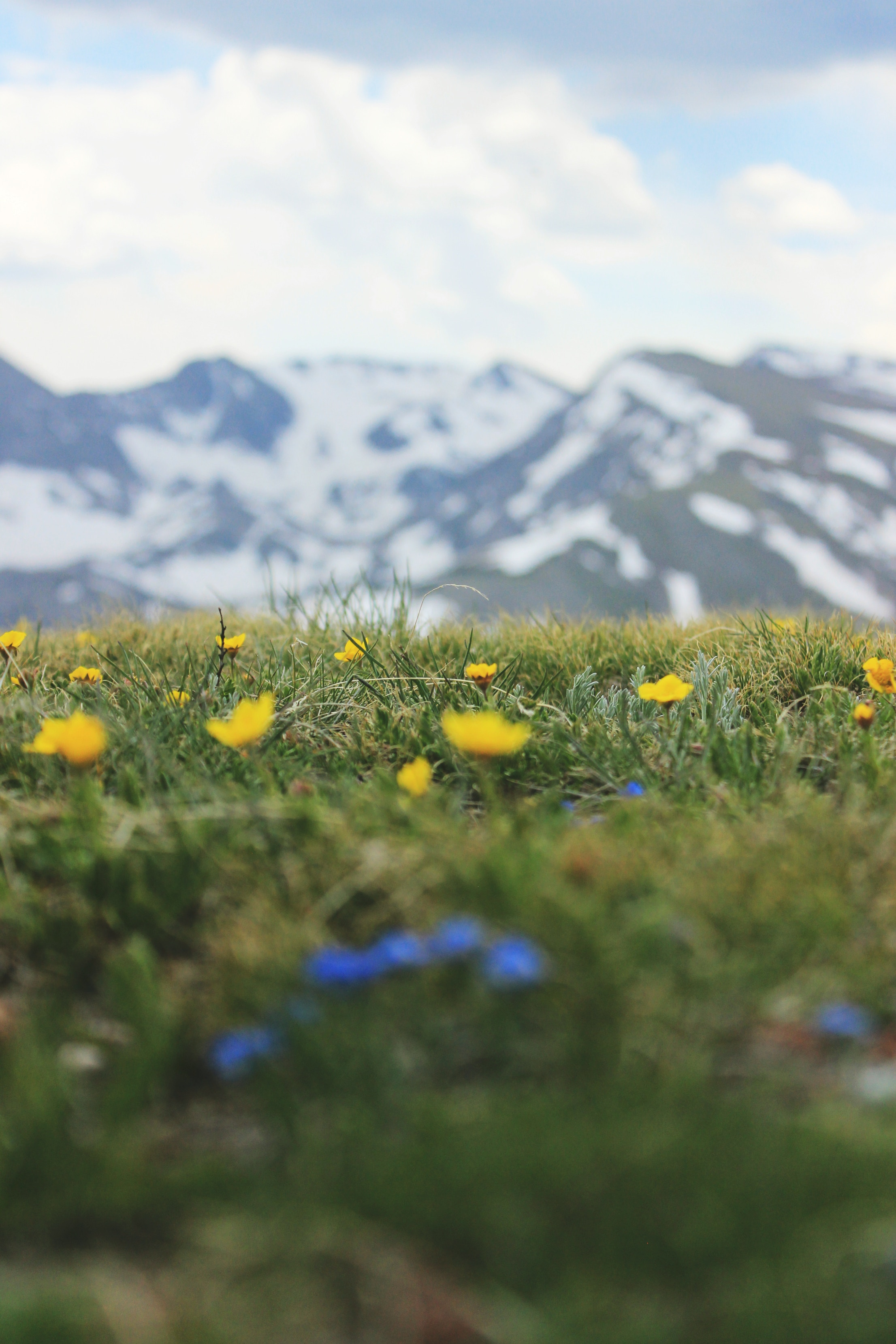 Colorado - rocky mountain national park - views
