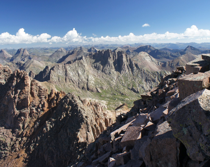 best overnight hiking trips in colorado.