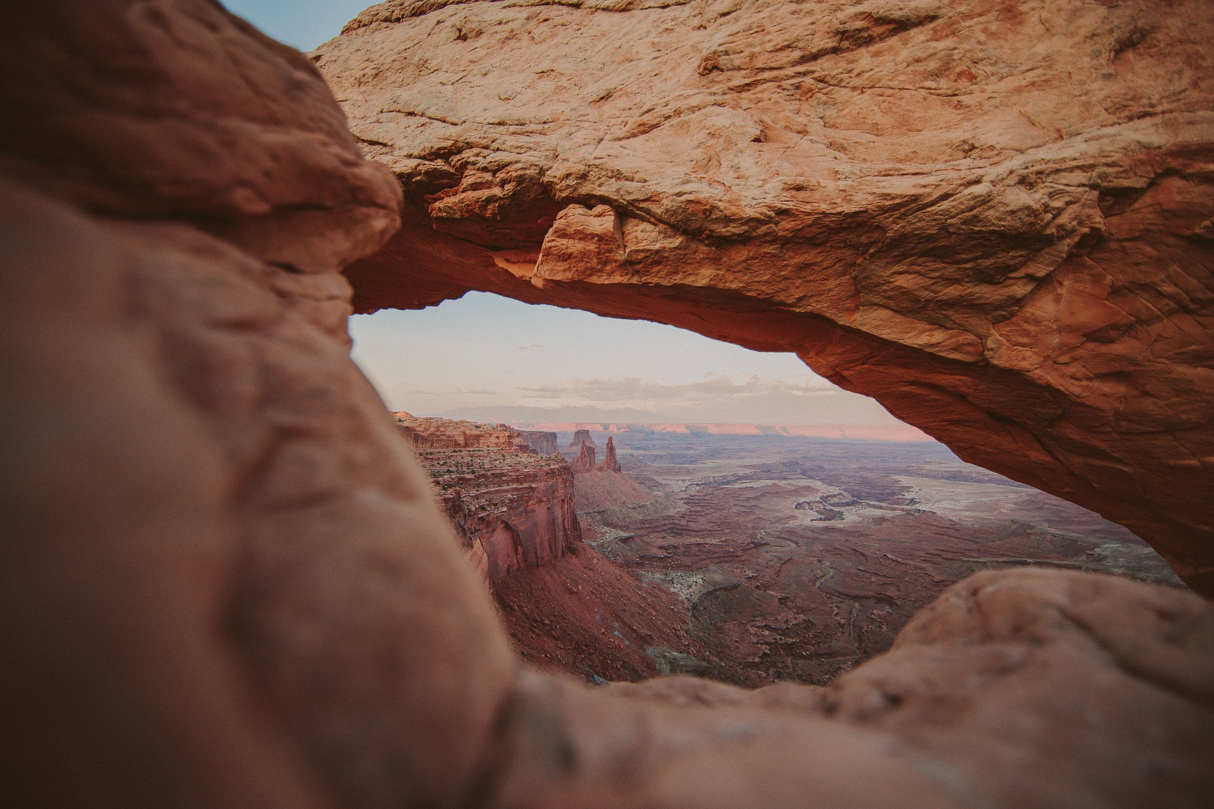 Best national parks list : Canyonlands in utah