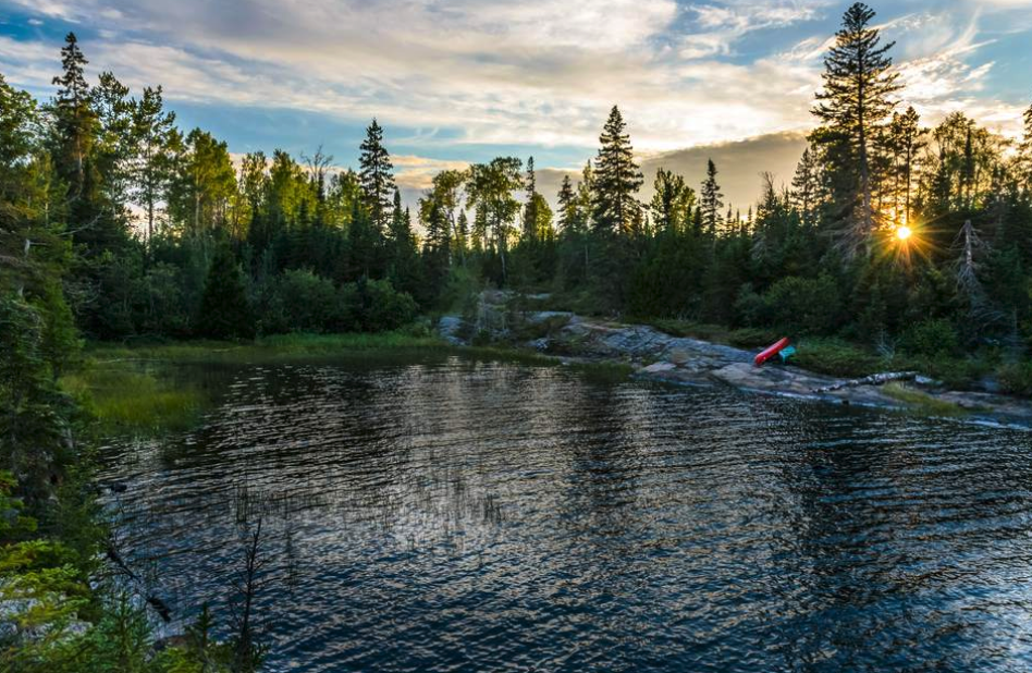 One of the best national parks in america : #1 in the midwest - Isle royale national park in michigan