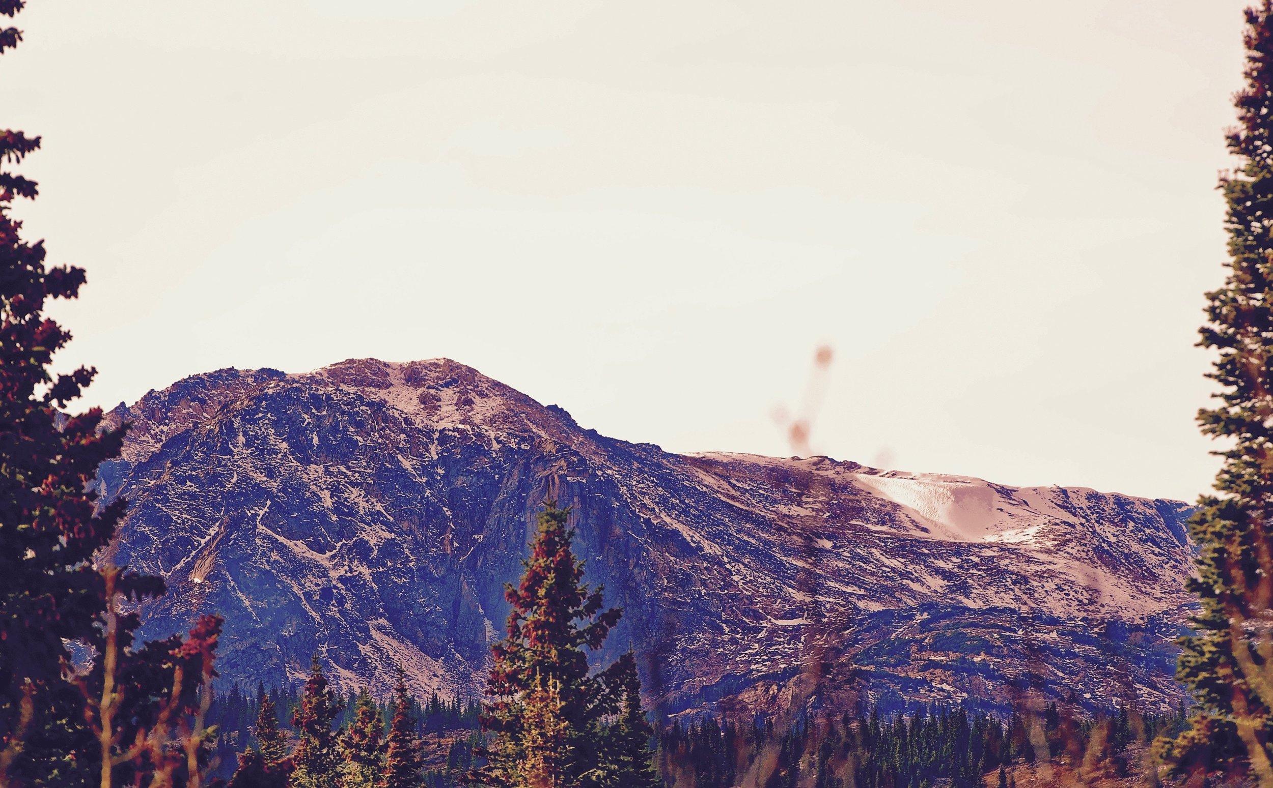 longs peak is one of the best hiking trips in colorado