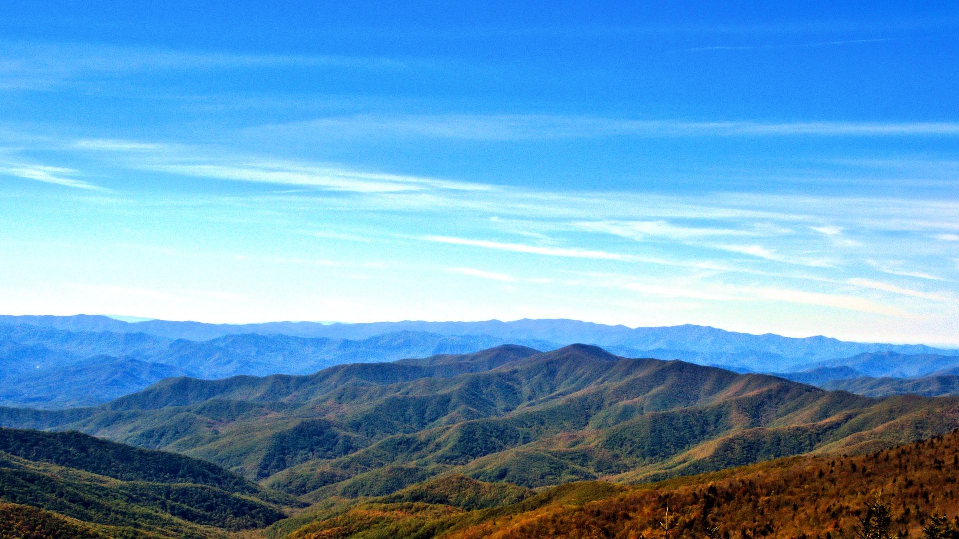 best hiking trails in america