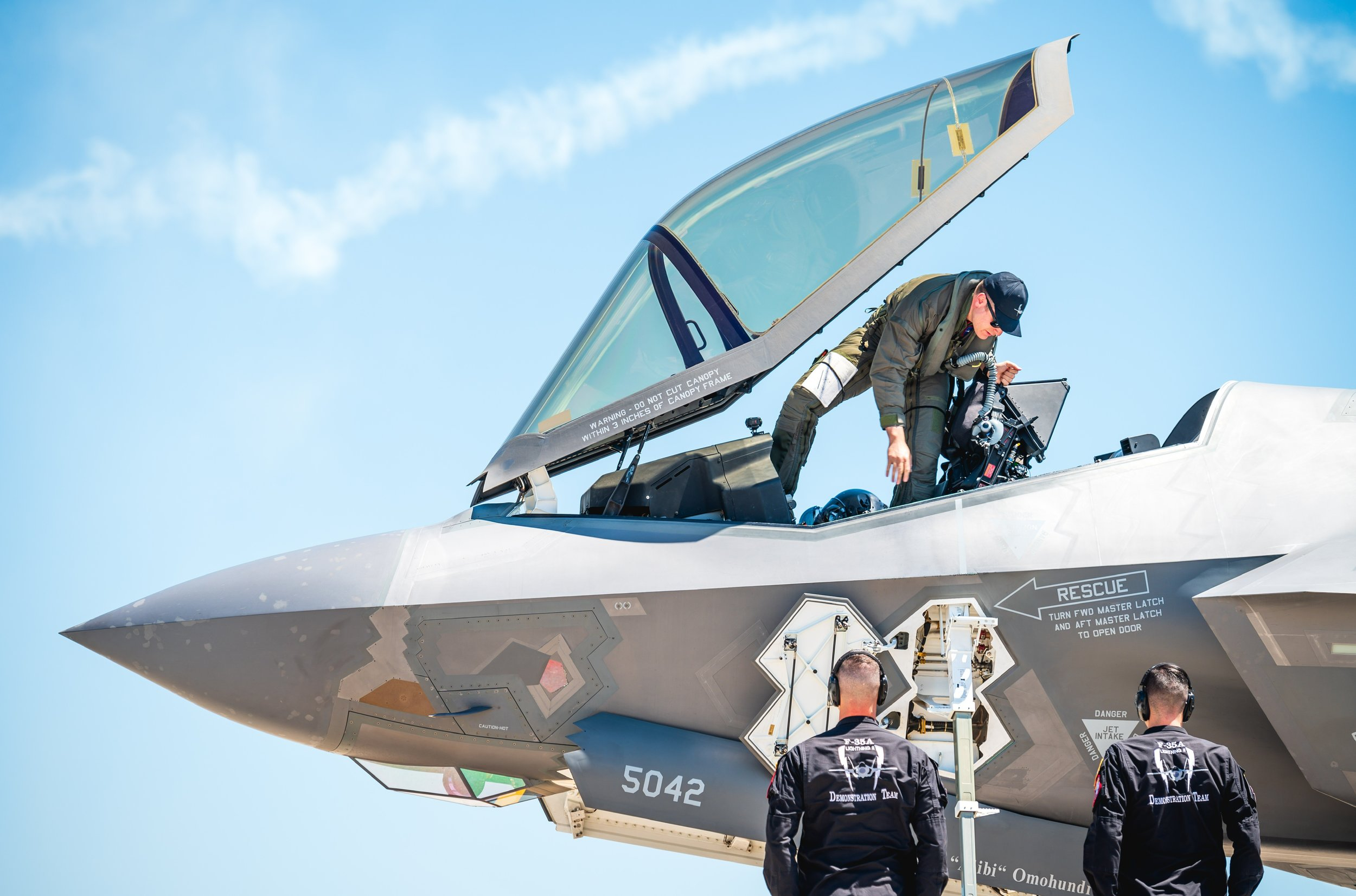 Image Credit - ALEXANDER H. COOK, SrA, USAF