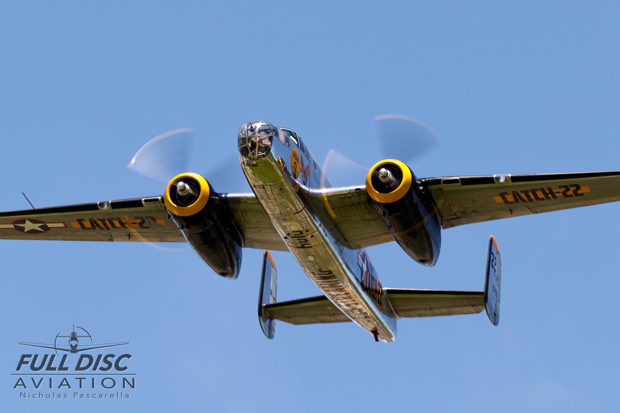 americanairpowermuseum_nicholaspascarella_nickpascarella_fulldiscaviation_legendsofairpower2019_aviation_warbird_b25_catch22_b25mitchelbomber.jpg