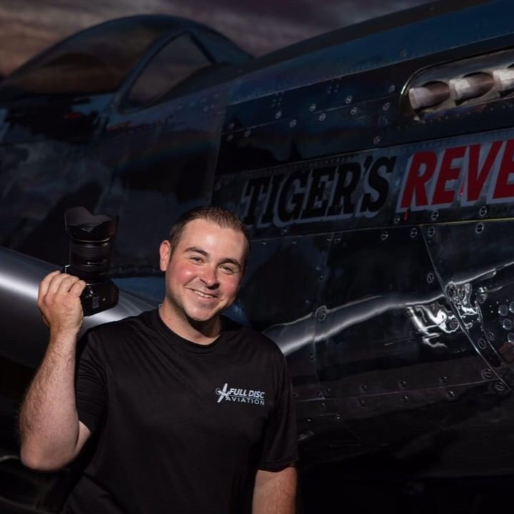 Ryan Kelly   Photographer / Pilot   My path to Aviation started when I was four years old, walking next to my dad at an air show for the first time in astonishment. I remember watching the Blue Angels for the first time and knew flying was a love.   Full Bio...