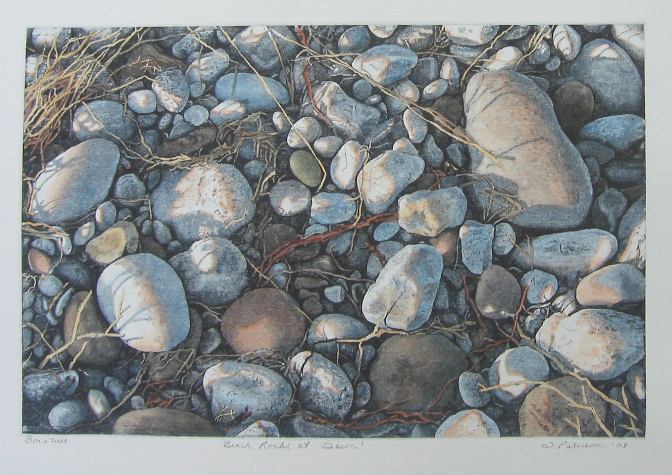 Beach Rocks *SOLD