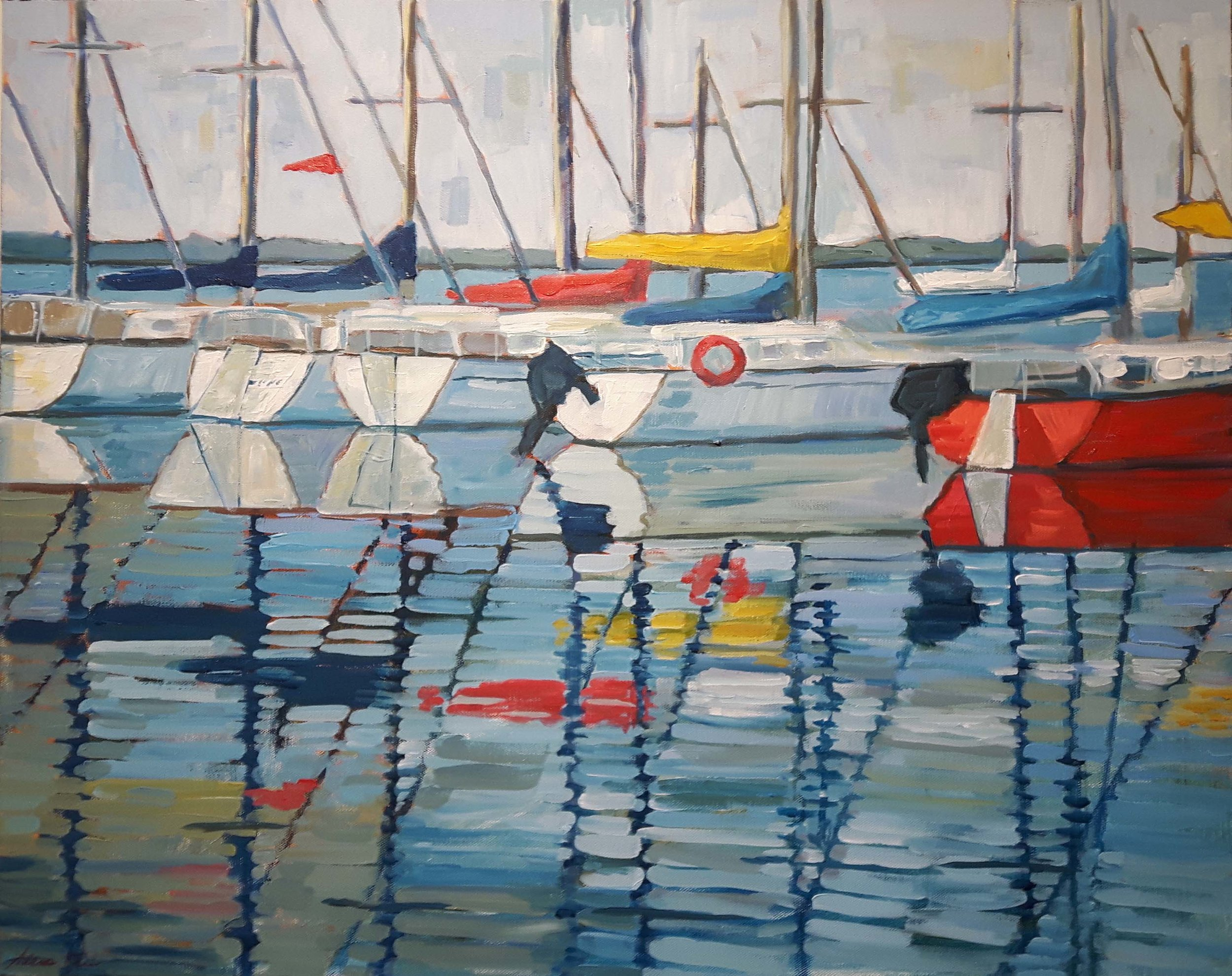 CYC reflections - SOLD