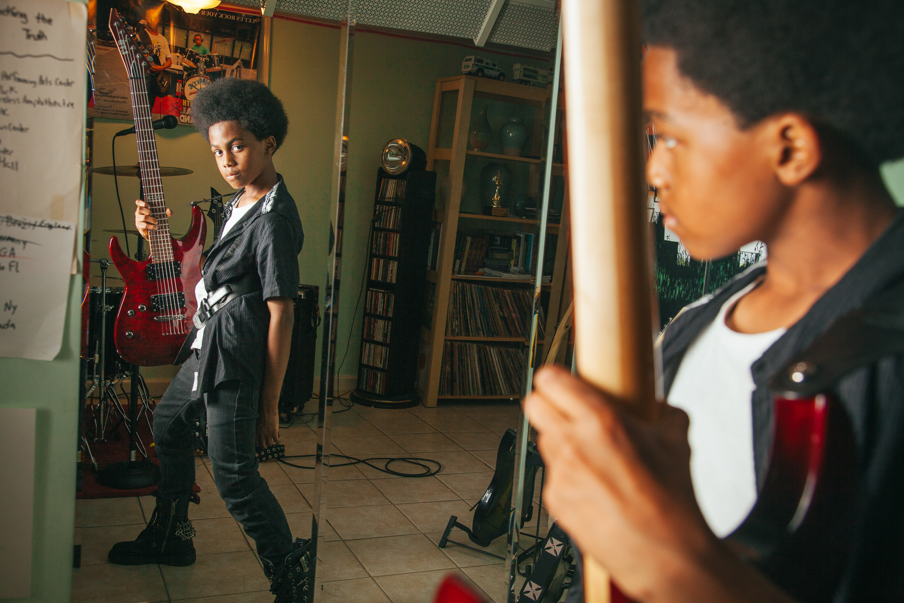 Unlocking the Truth for Noisey
