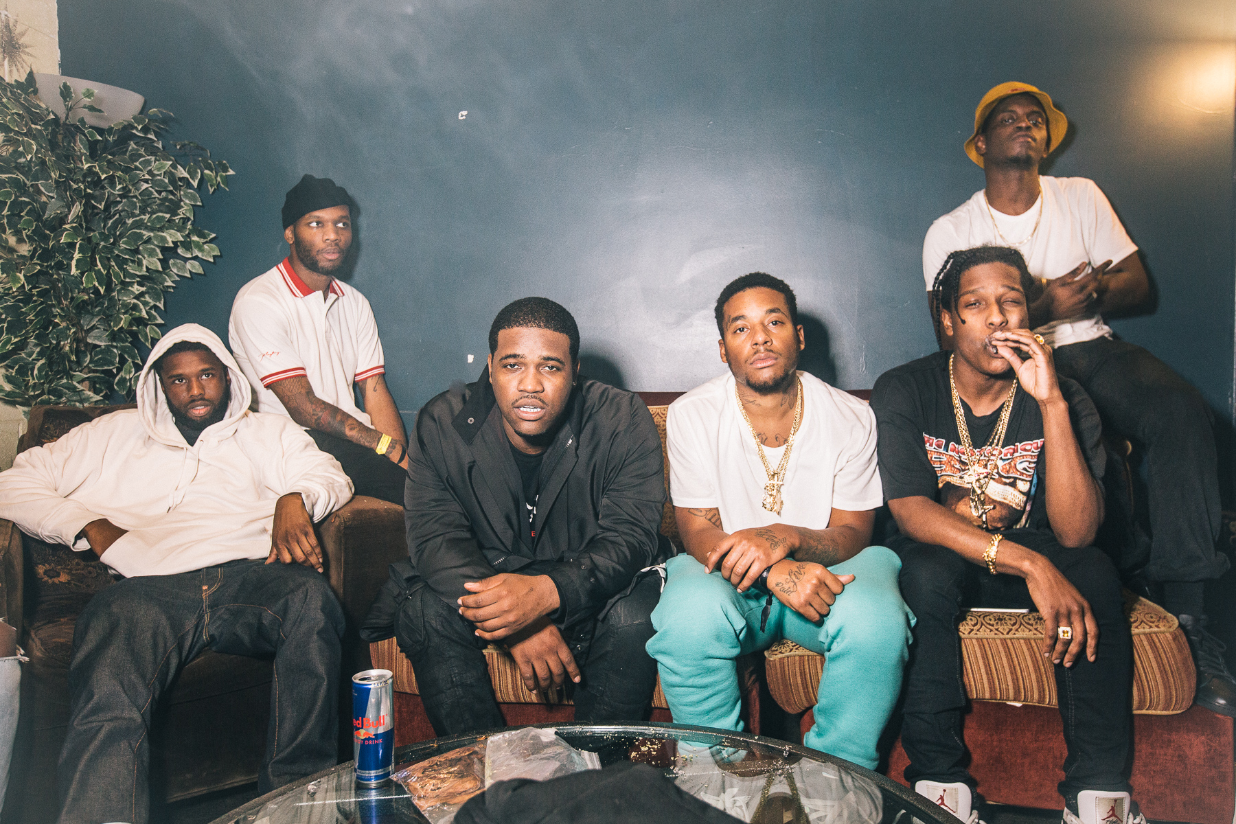 A$AP Mob for PAPER