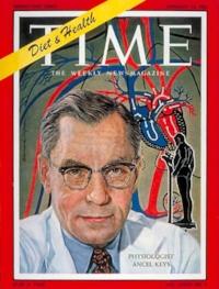 Angel Keys nella storica copertina del Time