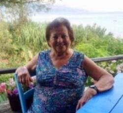 Delia Morinelli - governante e cuoca della casa cilentana dei coniugi Keys