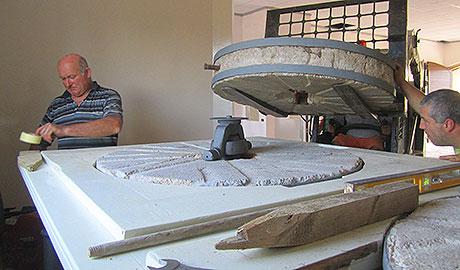 Immagine di Molino a pietra. Thanks to granarium.it