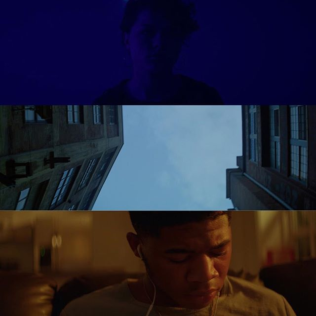 More frames from the recent @themodernedu shoot.  Directed by Rachel Mosher  #cinematography #directorofphotography #kowaanamorphic #themoderncollegeofdesign #framegrabs #framez #vibes