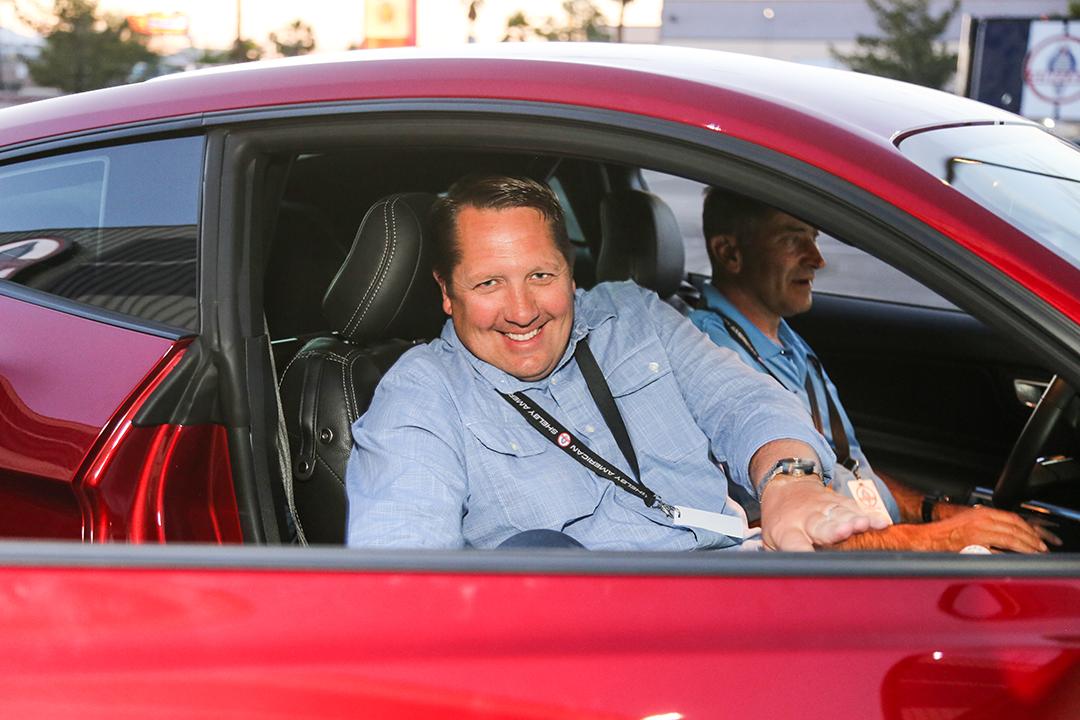 Bonus: Drifting in a Shelby -