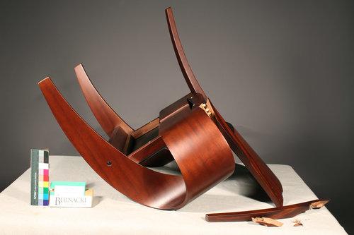 Chair before treatment