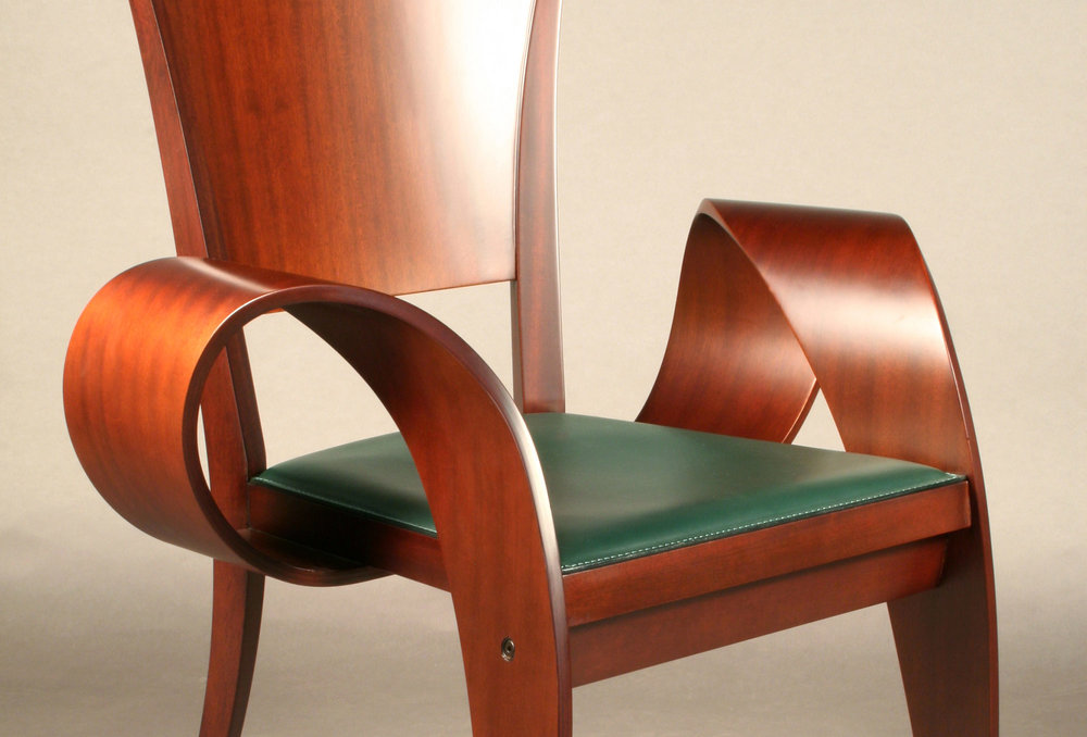 """Patty Diffusa"" armchair, designed by William Sawaya, circa 1993 for Sawaya & Moroni, Italy 