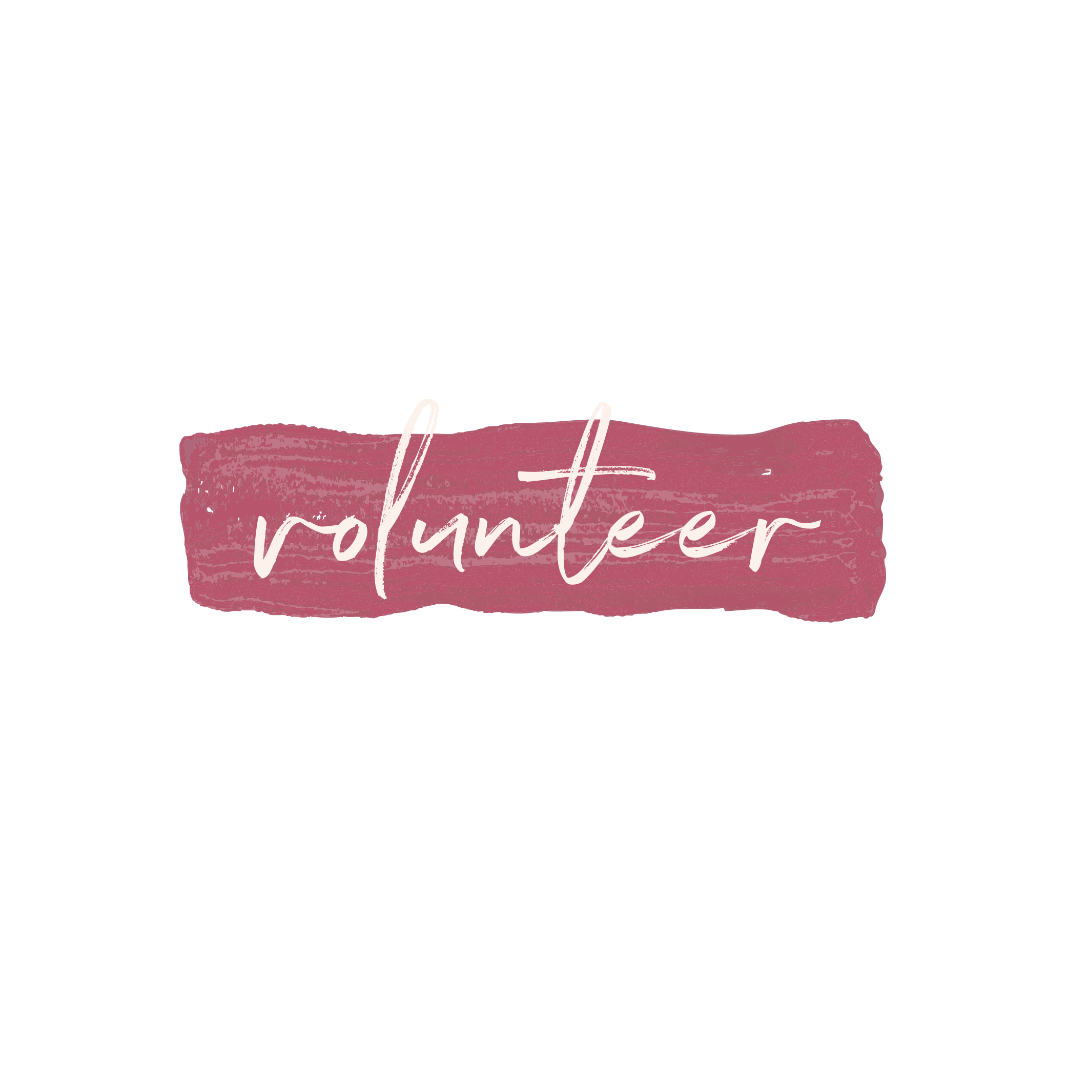 Copy of Copy of volunteer