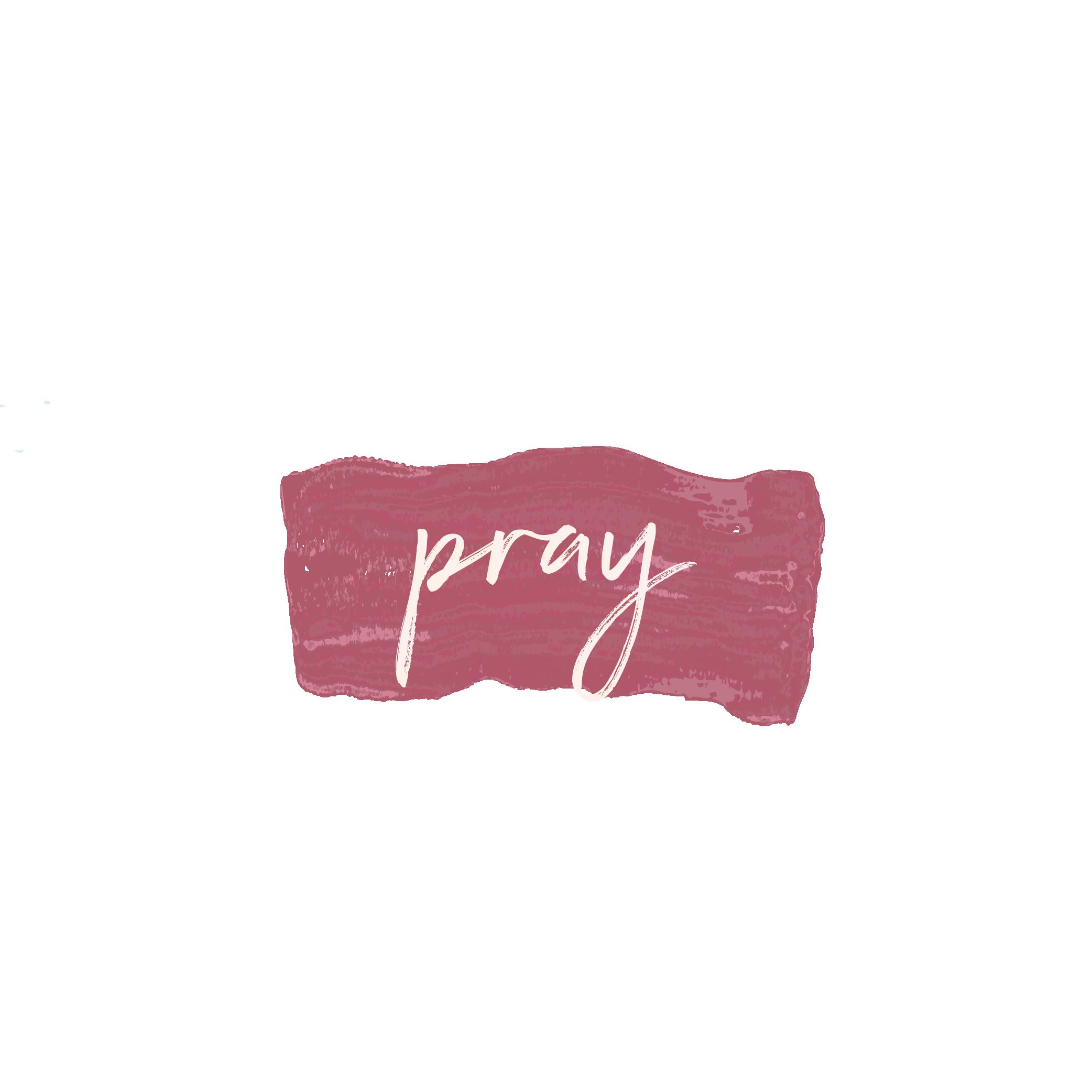 Copy of pray