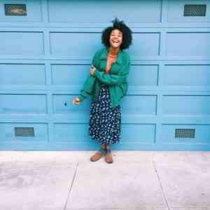 Karriyma Bintu-Raqib, Dance Instructor for Because Justice Matters