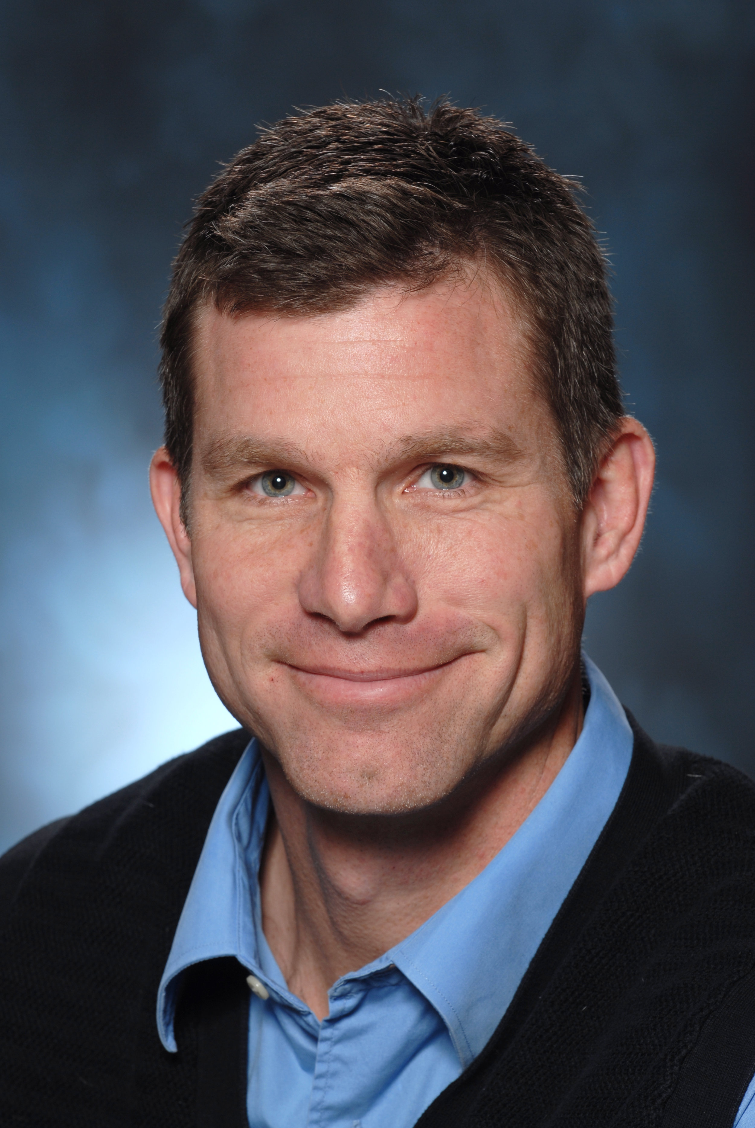 Dr. Brian Bolt professional head shot.