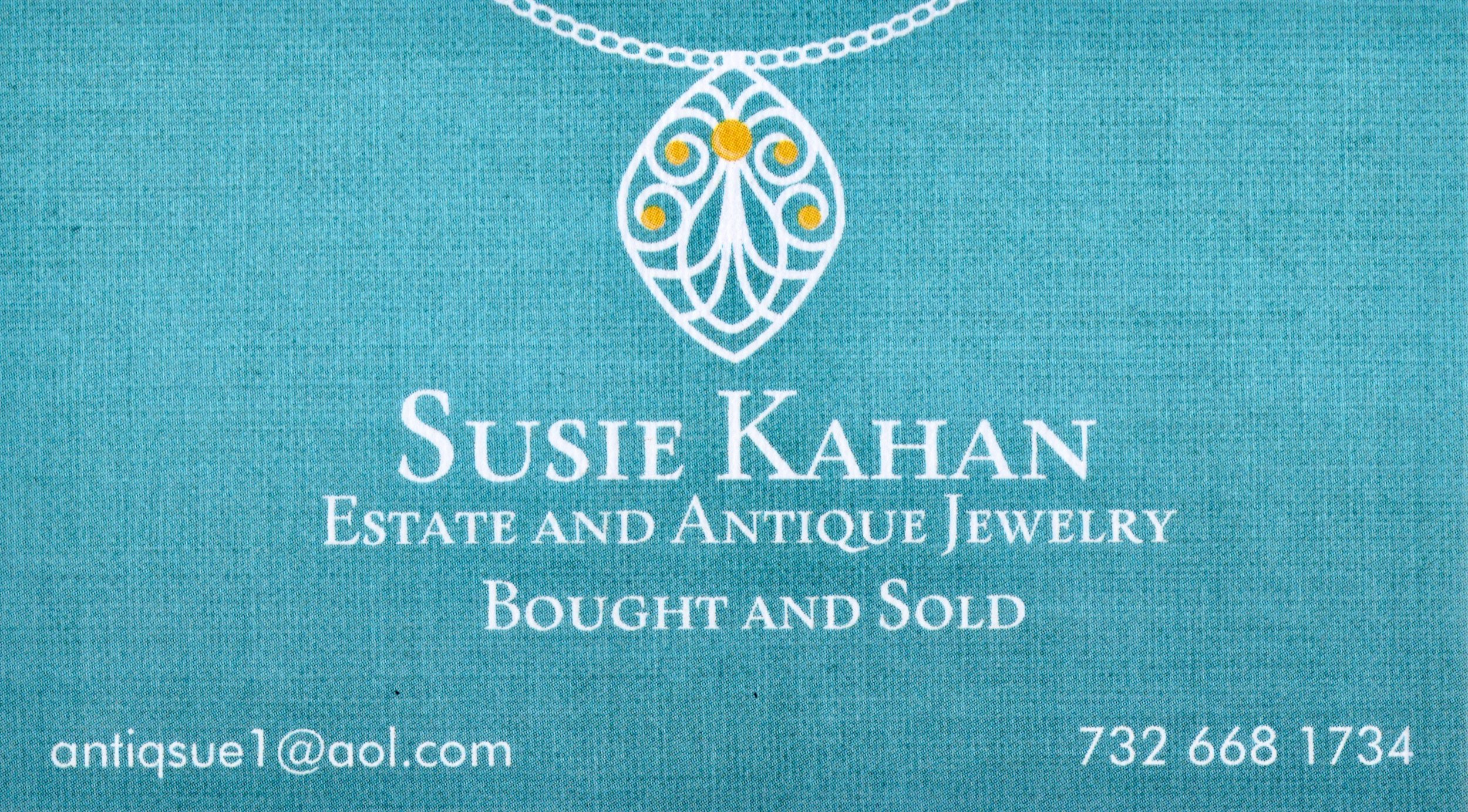SUSIE KAHAN JEWELRY