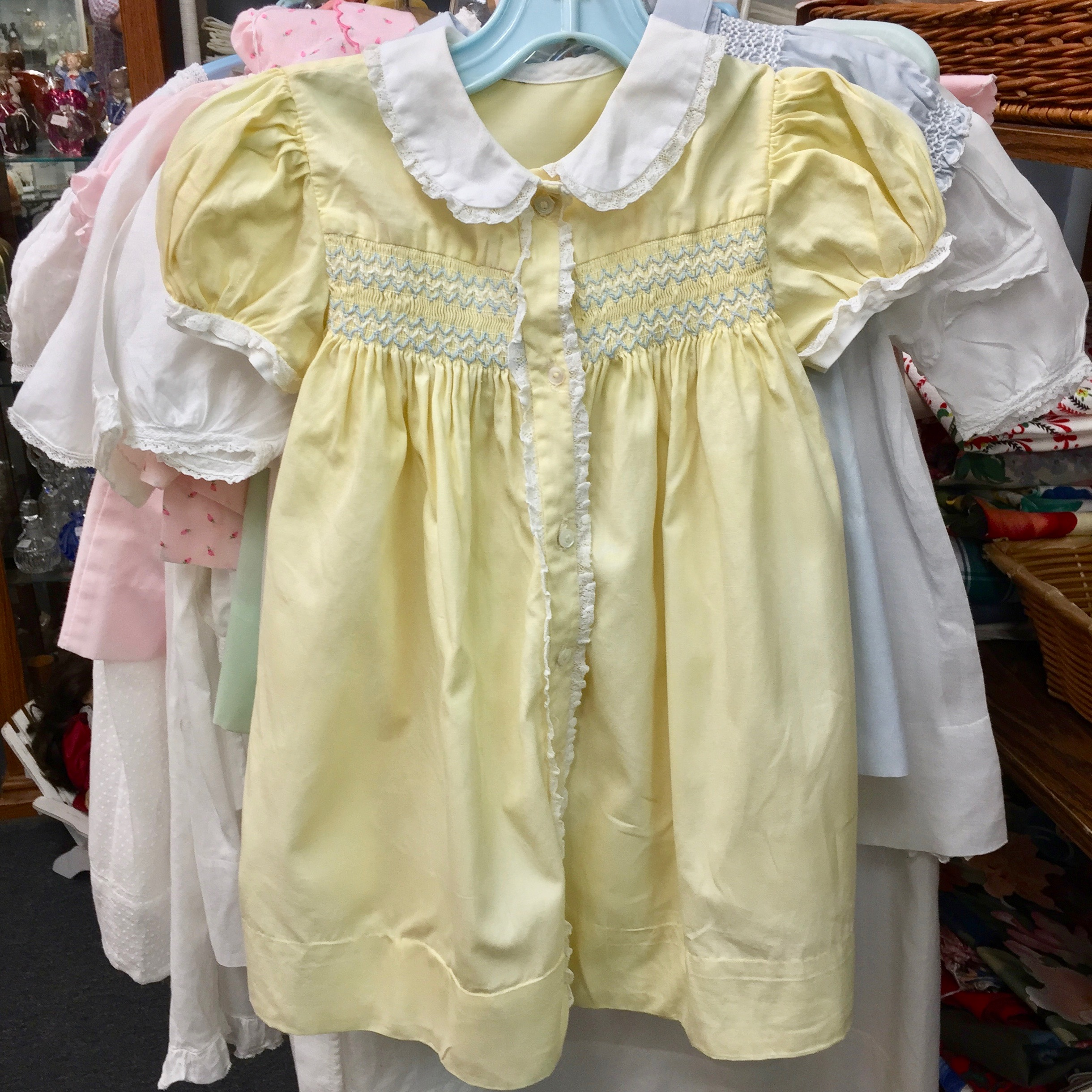 Vintage Children's Dresses