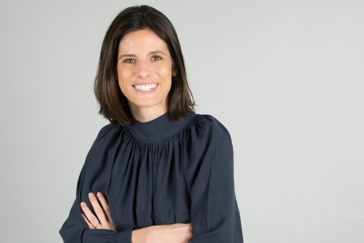 Emilie Bellet, Founder of Vestpod