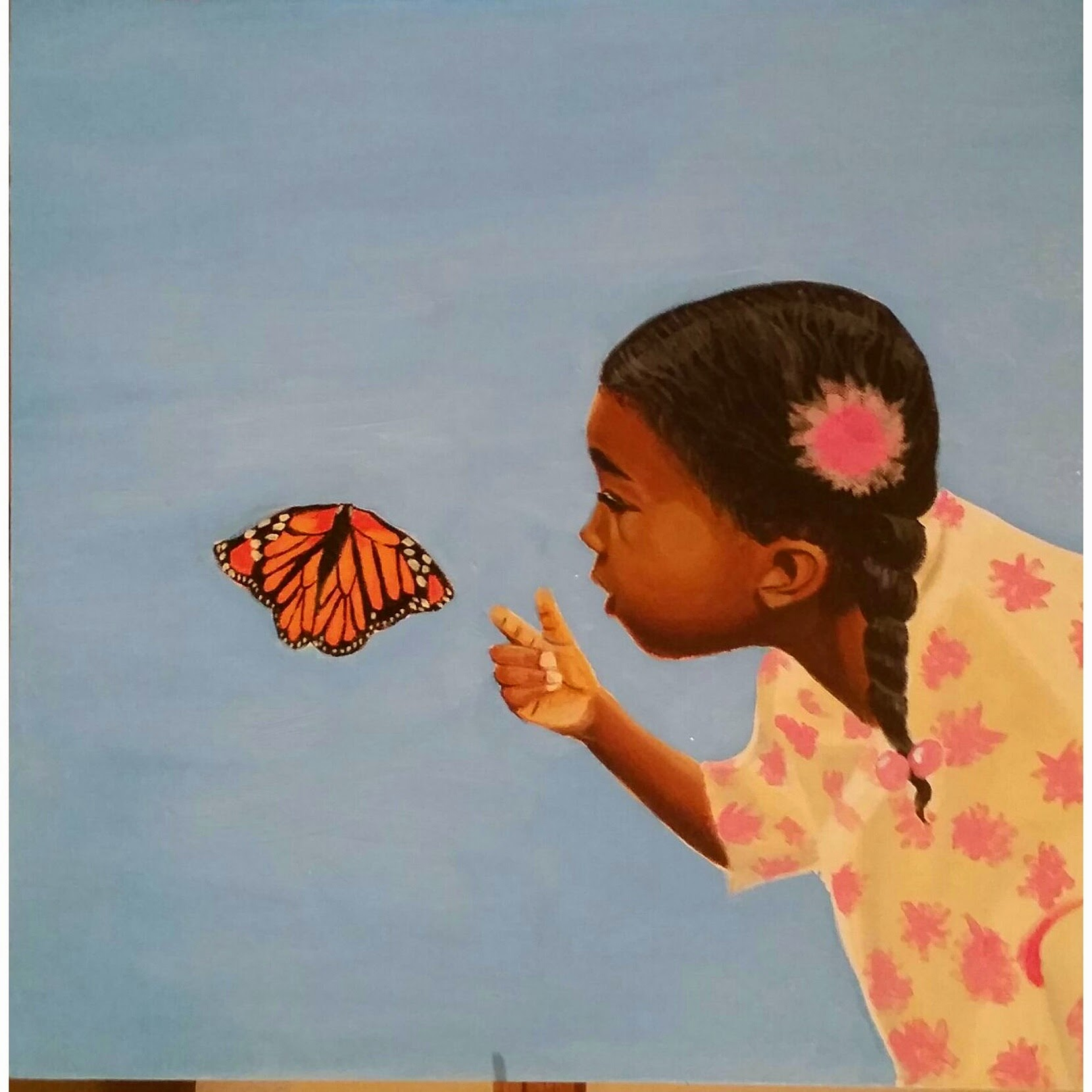 The Curious Butterfly