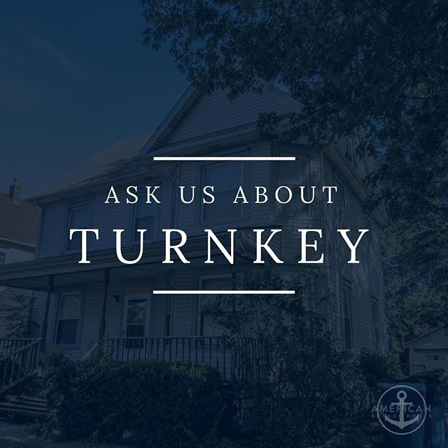 Do you like the sound of turnkey but have a lot of questions? We have a lot of answers! Send us a message or head to your website and send us an email, we would be happy to help you learn more about what American Anchor Homes does!