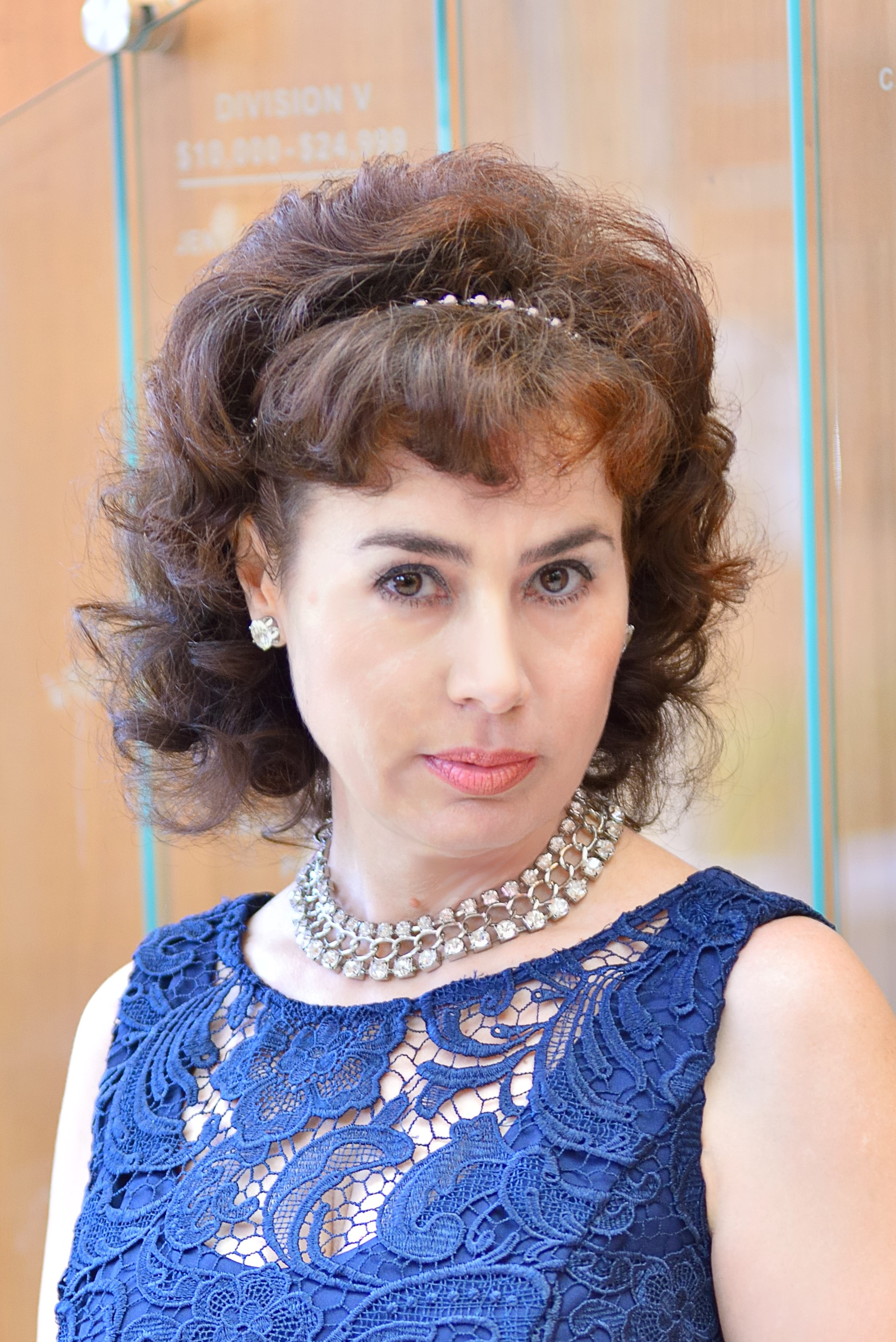 SUZANNA PAVLOVSKY     CEO, FOUNDER AND ARTISTIC DIRECTOR