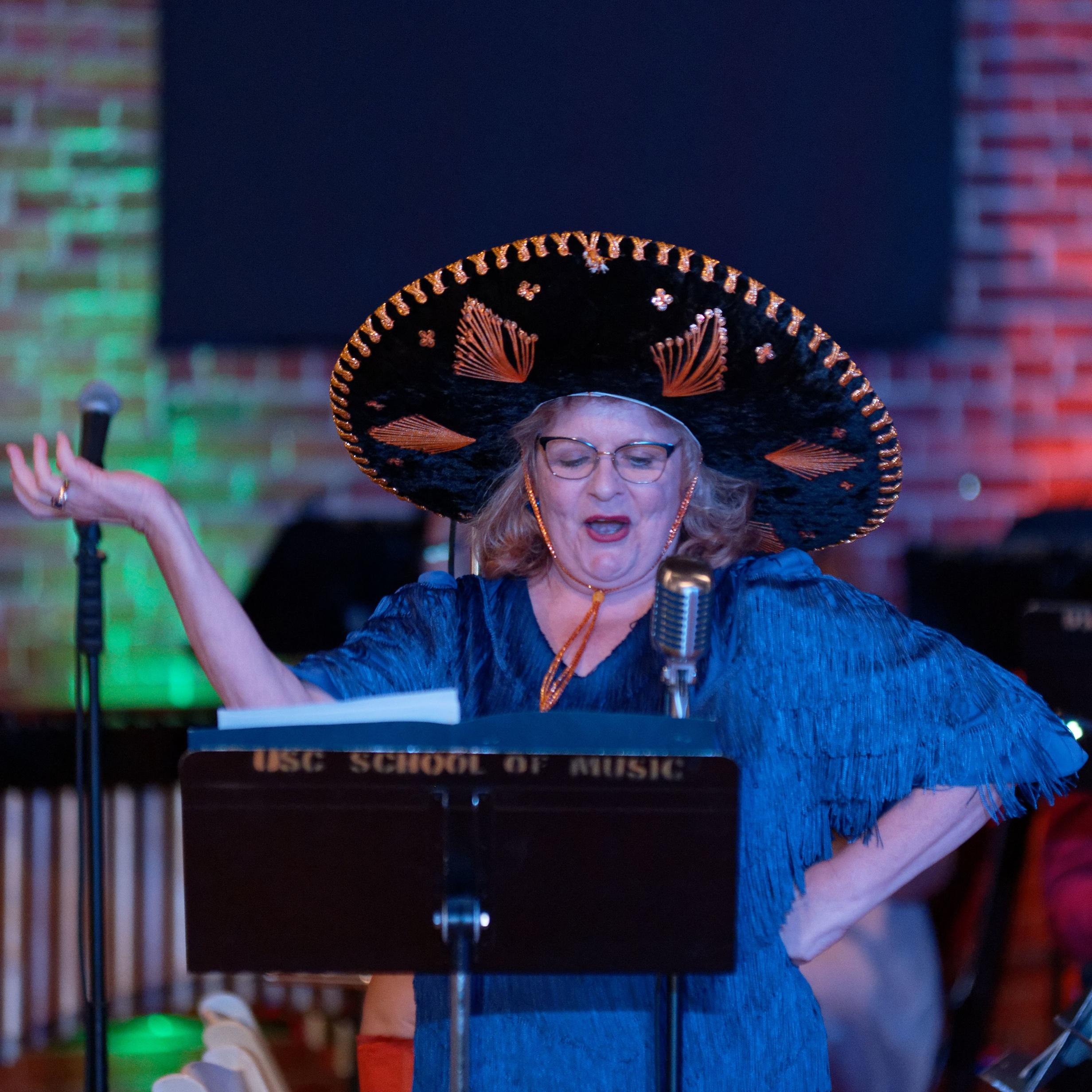 JANET HOPKINS, vocal