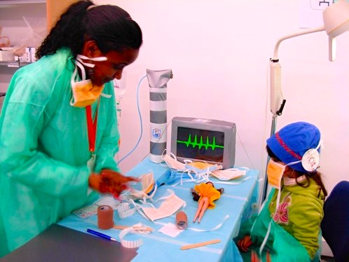 2003  - Nascimento do Hospital dos Pequeninos