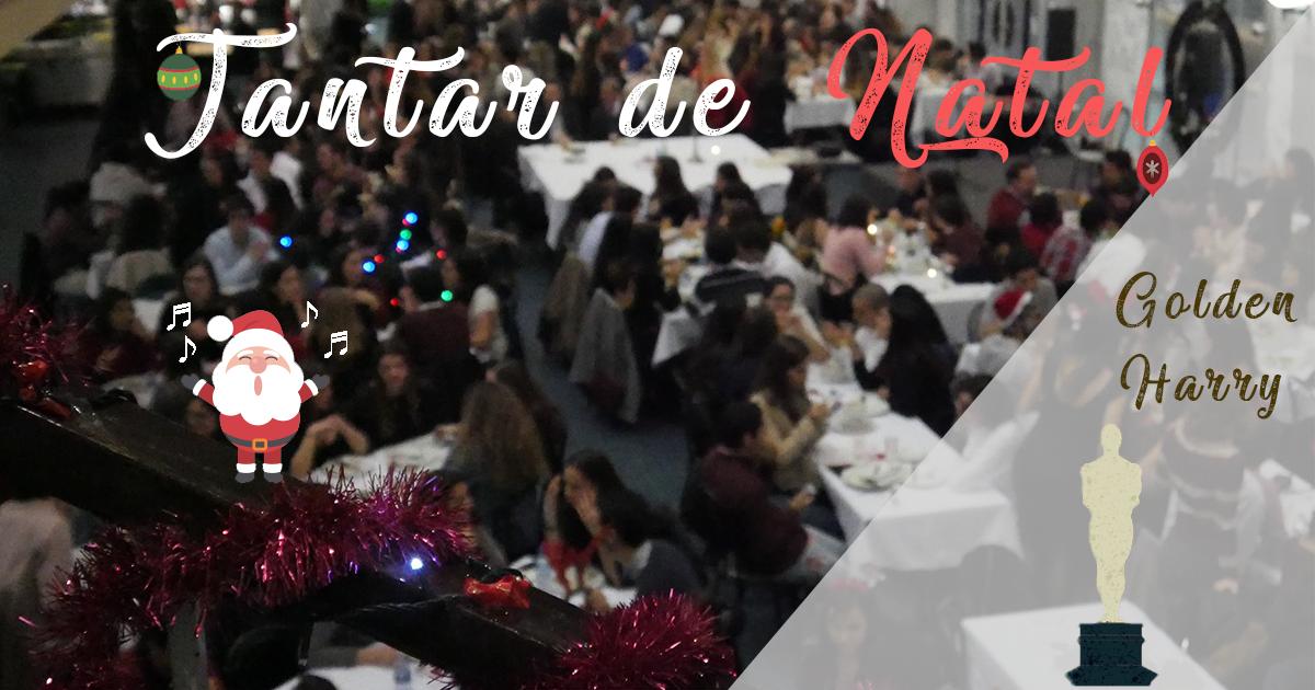 Jantar de Natal e Golden Harrys   O Jantar de Natal AEFML é um evento recreativo que ocorre em dezembro, tendo como objetivo estimular o convívio entre os alunos e docentes da FMUL, num jantar de celebração do espírito natalício