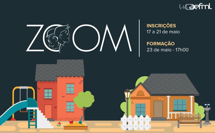 Projeto Zoom   Este projeto procura, como o nome indica, aproximar os estudantes de populações que, por diferentes circunstâncias, estão em realidades mais distantes.