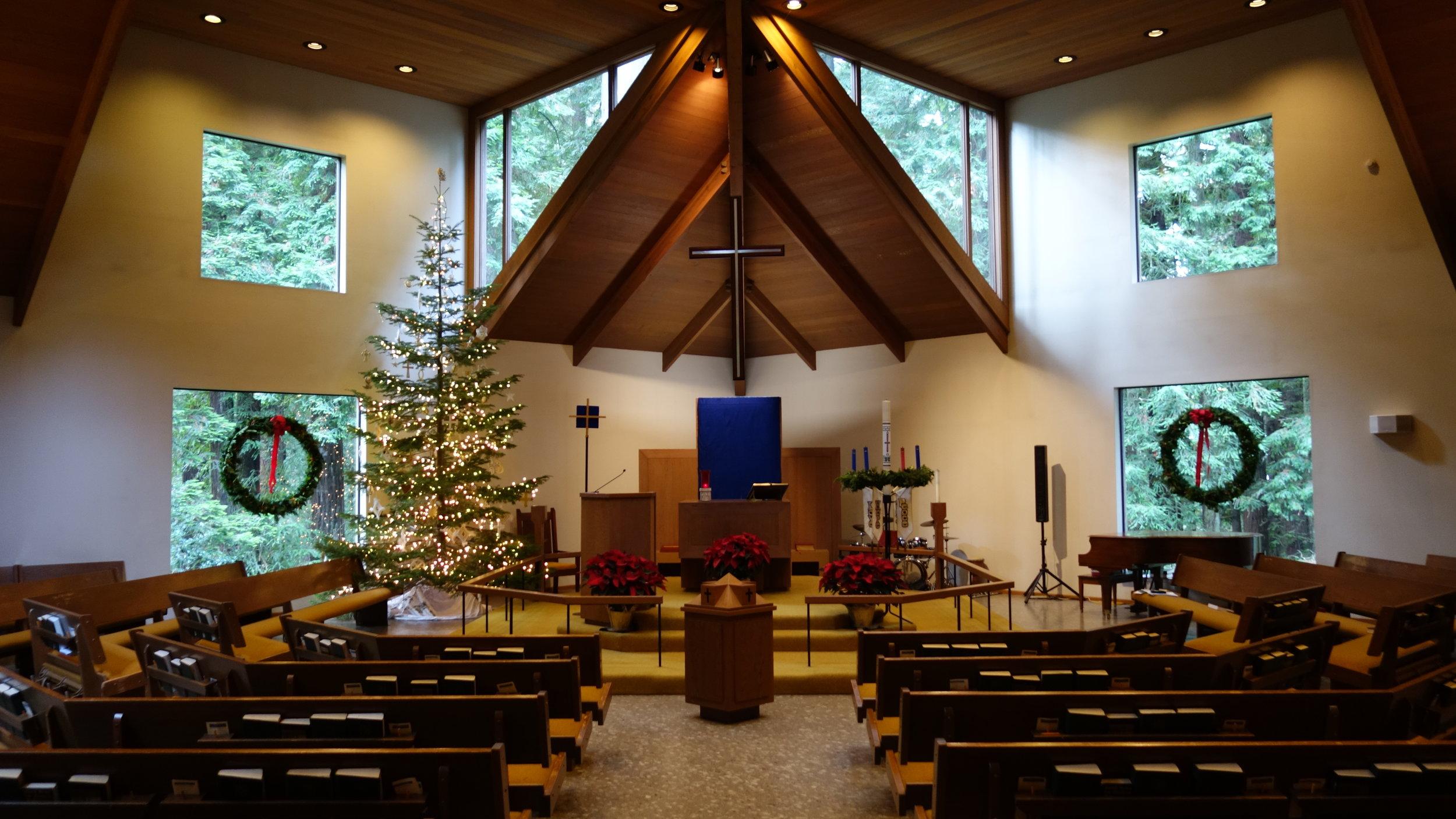 Christmas Sanctuary 2018