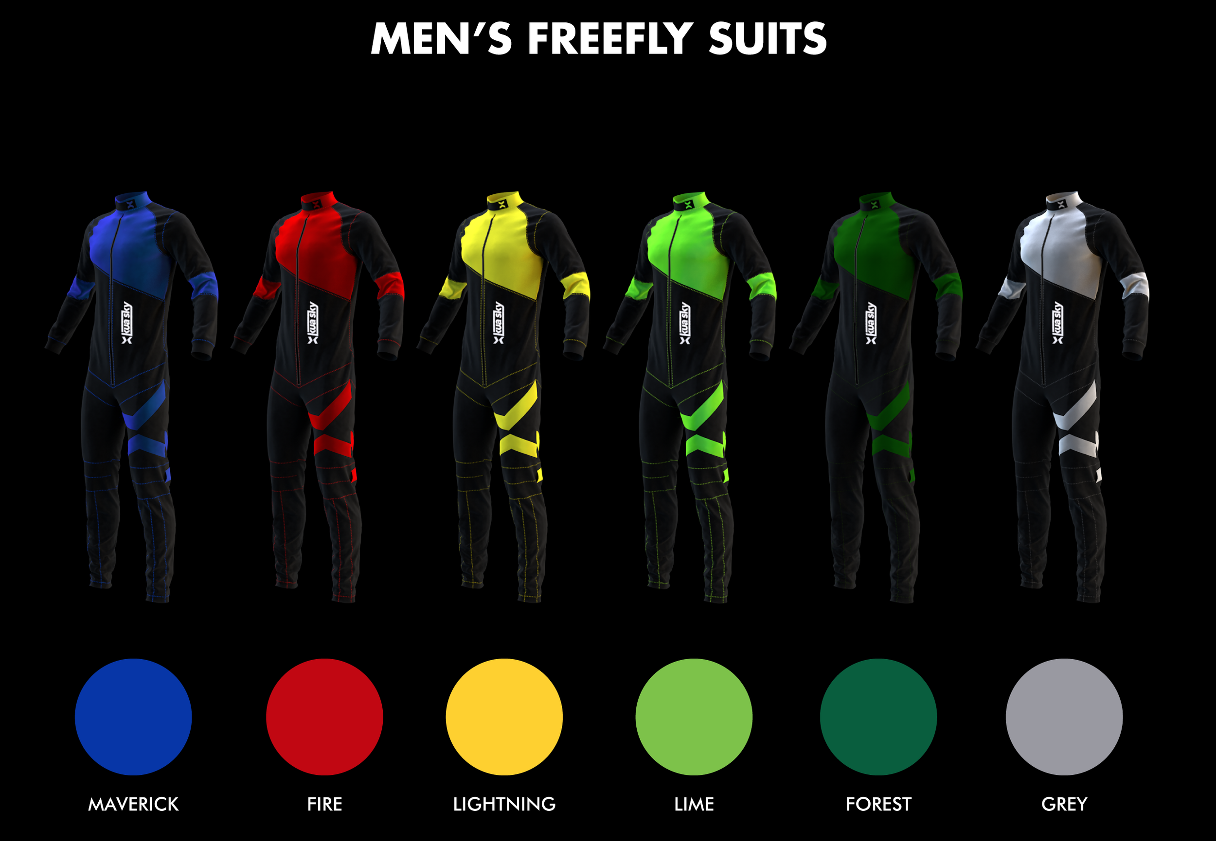 Like how our Freefly Suits look?