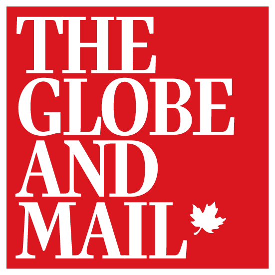 The Globe and Mail nameplate