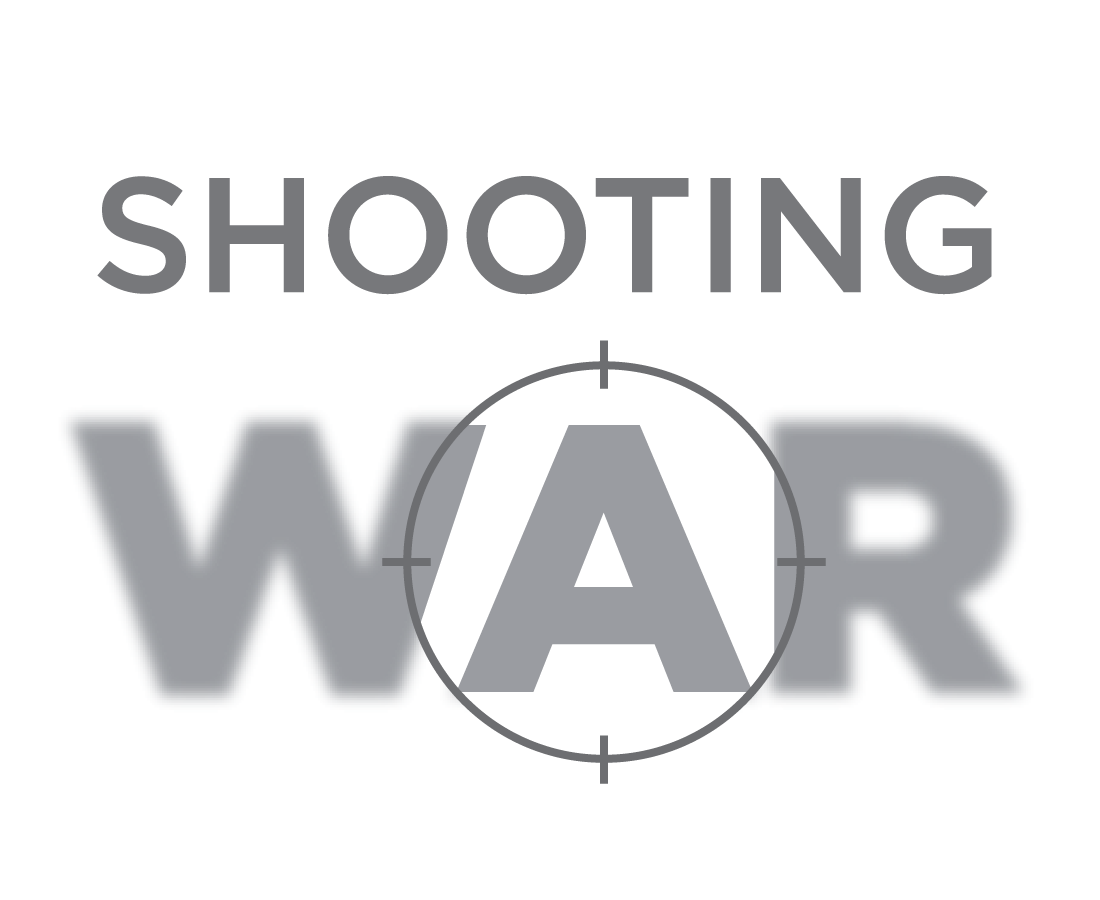 Shooting War logo