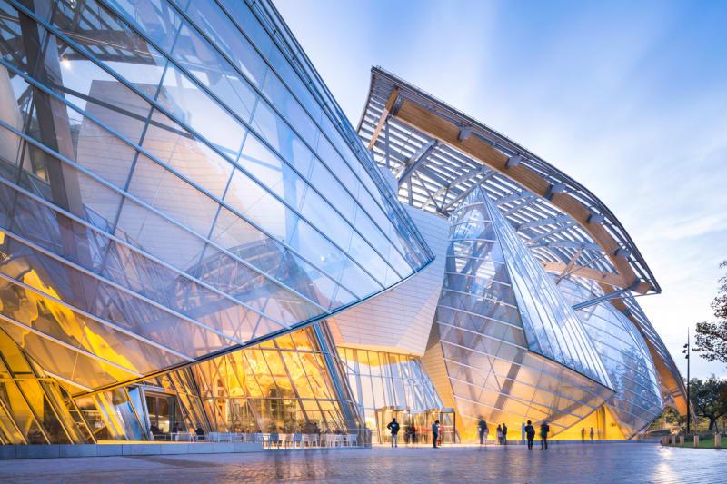 Frank Gehry's Disruptive Fondation Louis Vuitton
