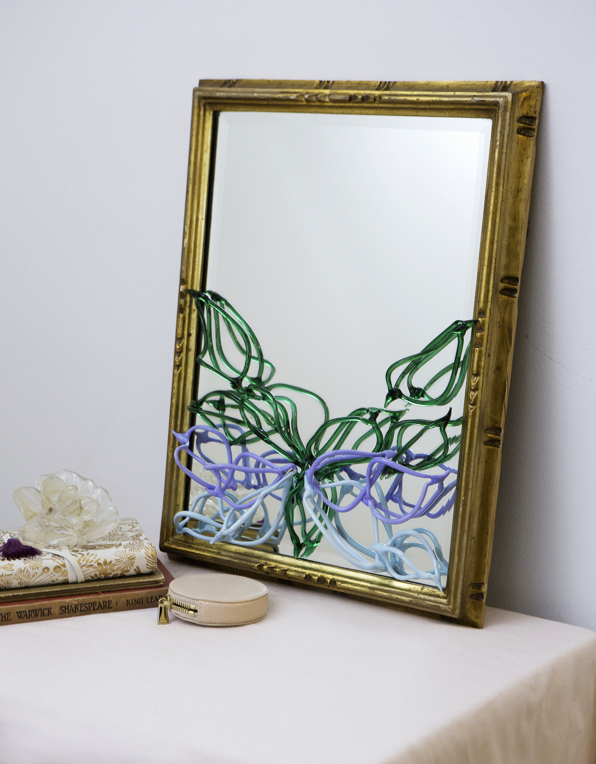 """JELLY PALACE SMALL MIRROR - <a href=""""/shop-mirrors/jelly-palace-mirror-small"""">AVAILABLE</a>"""