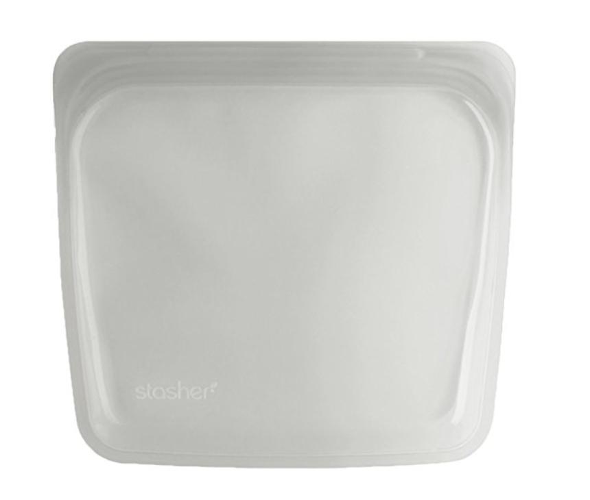 stasher silicone reusable bag