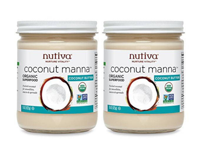 nutiva coconut butter