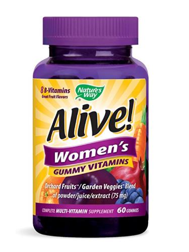 natures way vitamins