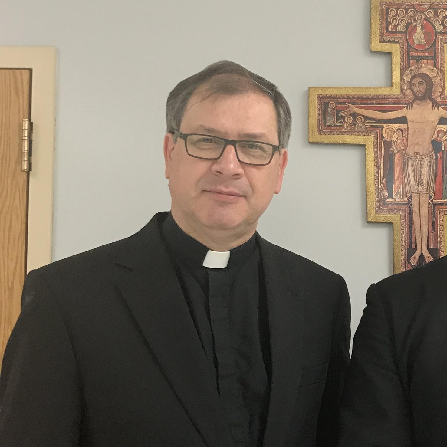 Father Stan Poszwa