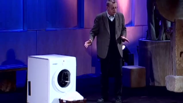 Hans Rosling TED Talk: The Magic Washing Machine