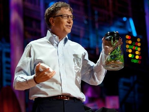 Bill Gates TED Talk: Innovating to Zero!