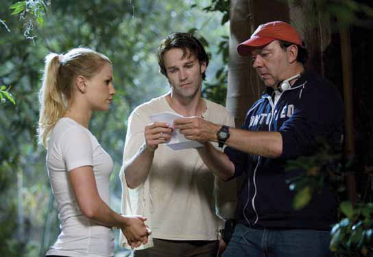 Ball with True Blood's Anna Paquin and Stephen Moyer