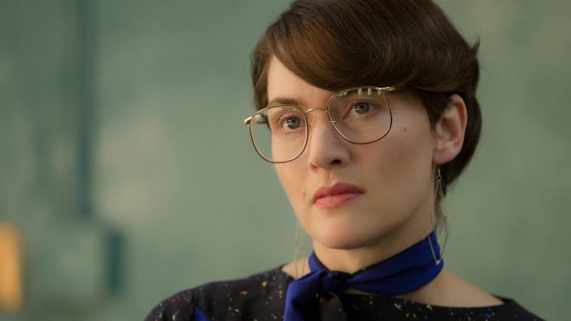 "Kate Winslet in ""Steve Jobs."" (Francois Duhamel / Universal Pictures)"